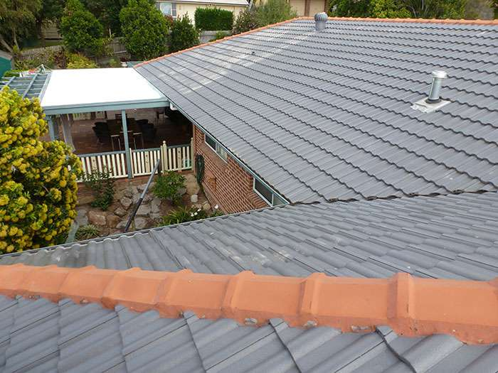 Roof Painting Insulation Paint