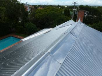roof cleaning brisbane...yep the same roof