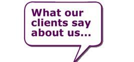 Customer testimonials - WPE